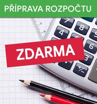 Příprava rozpočtu - zdarma