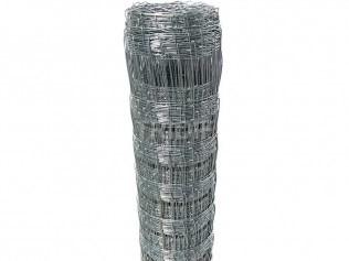 Uzlové lesnické pletivo 1600 mm / průměr drátů 1,60/2,00 mm / 20 drátů