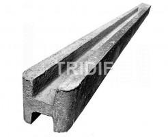 Sloupek betonový průběžný